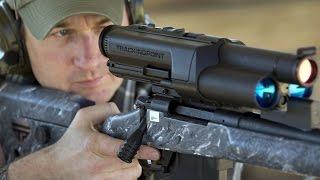 Новейшее  Оружие снайпера - Ударная сила