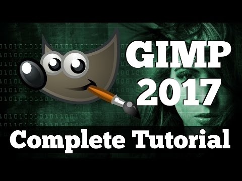 complete-introduction-to-gimp-~-tutorials-for-beginners-2017-/-2018