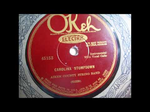 Aiken County String Band-Carolina Stompdown