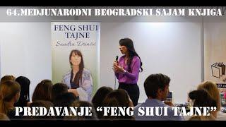 Predavanje Feng Shui Tajne   64. Međunarodni Beogradski Sajam Knjiga