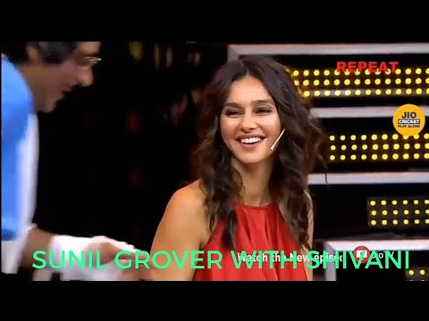 Jio dhan dhana dhan Sunil Grover with Shivani dandekar|Jio dhan dhana dhan live thumbnail