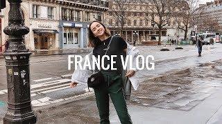 VLOG   ВЛОГ! Поездка-сюрприз - Франция на выходные!