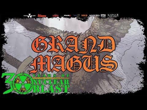 GRAND MAGUS - 'Sword Songs' Tour - 2017 (OFFICIAL TOUR TRAILER)
