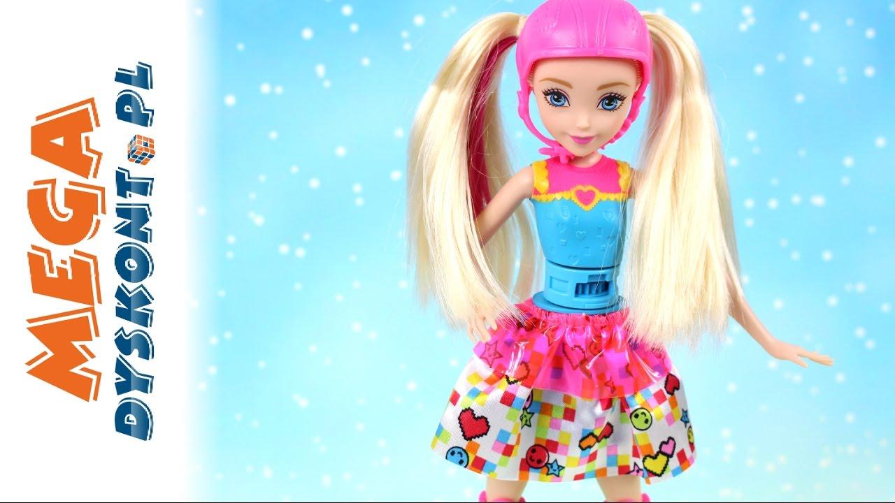 Level 1 Barbie W świecie Gier Bajka Po Polsku Youtube