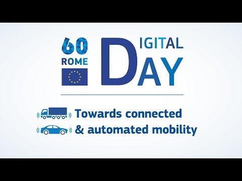 Digital Day: Towards connected and automated mobility