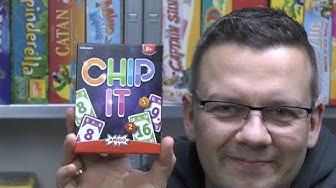 Chip it (Amigo Spiele) - ab 8 Jahre - wieder ein Highlight bei Amigo?