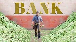 ATTEMPTING THE BIGGEST $10,000.000 HEIST in Red Dead Redemption 2