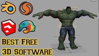 Best 3D Animation Software Open Source