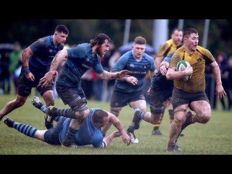 Irish Rugby TV: 2018 All-Ireland Junior Cup Final Highlights: Ashbourne V Kilfeacle & District