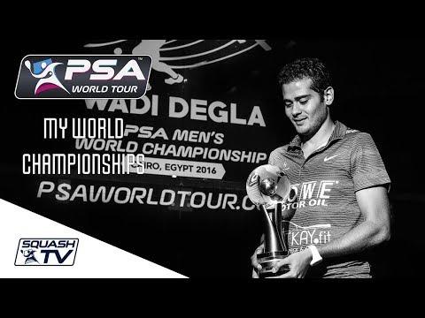 Squash: My World Championships - Karim Abdel Gawad - Reigning Champion