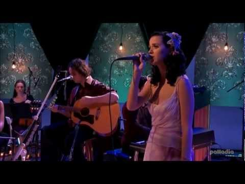Katy Perry - [HD 1080p] Hackensack (Live, Palladia high definition version) 2009