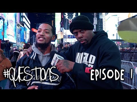 """WSHH Presents """"Questions"""" (Season 3 Episode 1: Times Square, NYC)"""