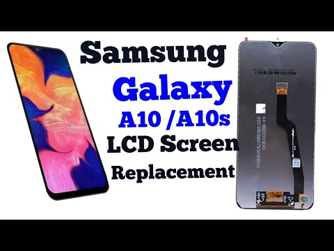 Samsung A10  A10s LCD Screen Replacement