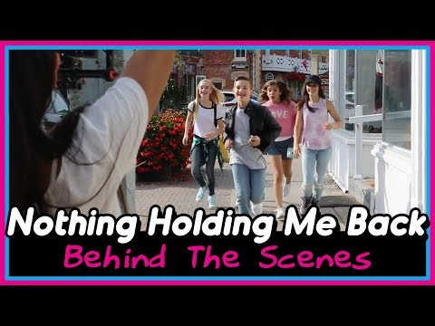 "BEHIND THE SCENES: ""Nothing Holding Me Back"" - Mini Pop Kids"