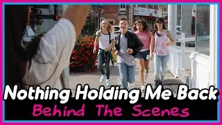 """""""Nothing Holding Me Back"""" - Behind The Scenes   Mini Pop Kids"""