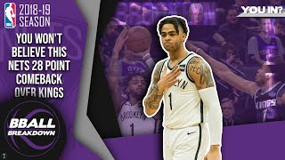 Download D'Angelo Russell 4th Quarter TAKEOVER You Won't Believe Mp3 and Videos