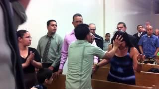 """Eddie Rivera """"Candelita""""- Como Dijiste y Predicación- Iglesia Remanso de Paz"""