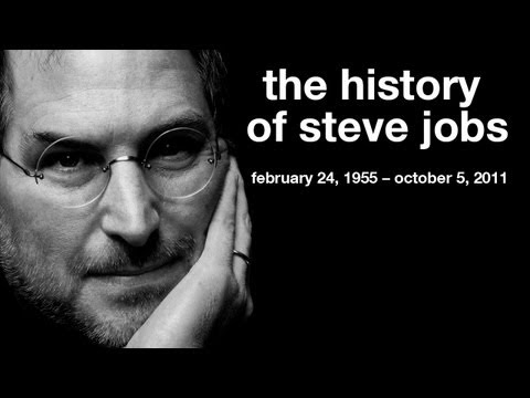 Steve Jobs tribute: the history of the life of Steve Jobs