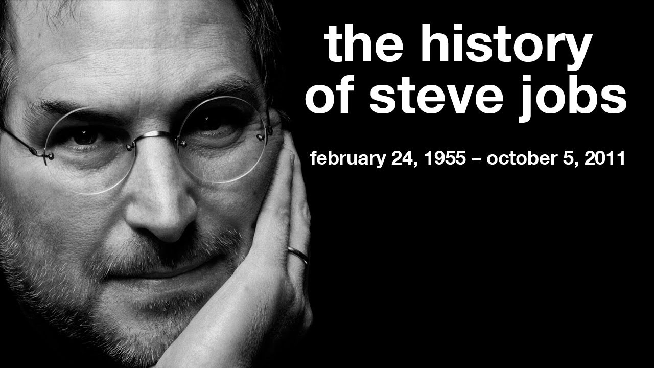 steve jobs tribute the history of the life of steve jobs