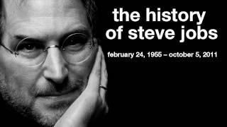 Steve Jobs tribute: the history of the life of Steve Jobs