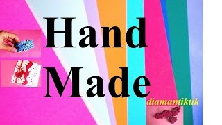 видео Hand made рукоделие идеи
