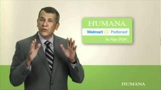 Humana 2012 Walmart PDP
