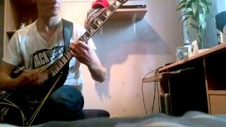 Machine Head - Clenching The Fists Of Dissent guitar cover