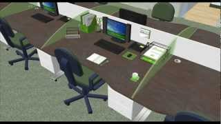 Office Space Planning & Interior Design Services