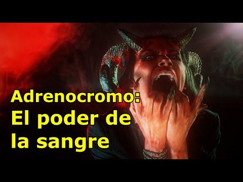 Adrenocromo: el poder de la sangre -1ERA PARTE-