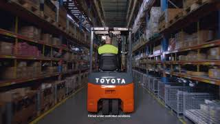 Toyota Forklift Advantage - 30 second TVC (2020)