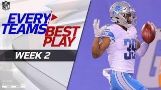 Every Teams' Best Play 💯  from Week 2 | NFL Highlights