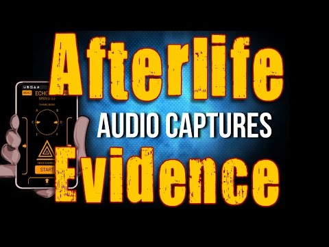 Audio Evidence Of The Afterlife? | Do Spirits Speak!