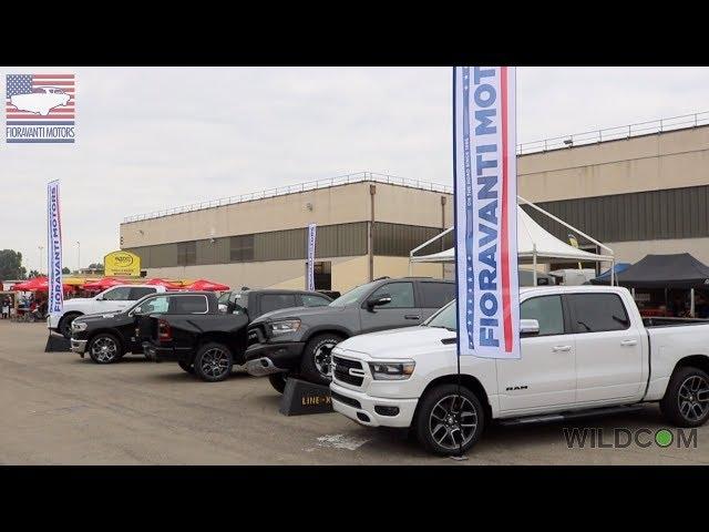 Fioravanti Motors a Cavalli a Reggio 2019