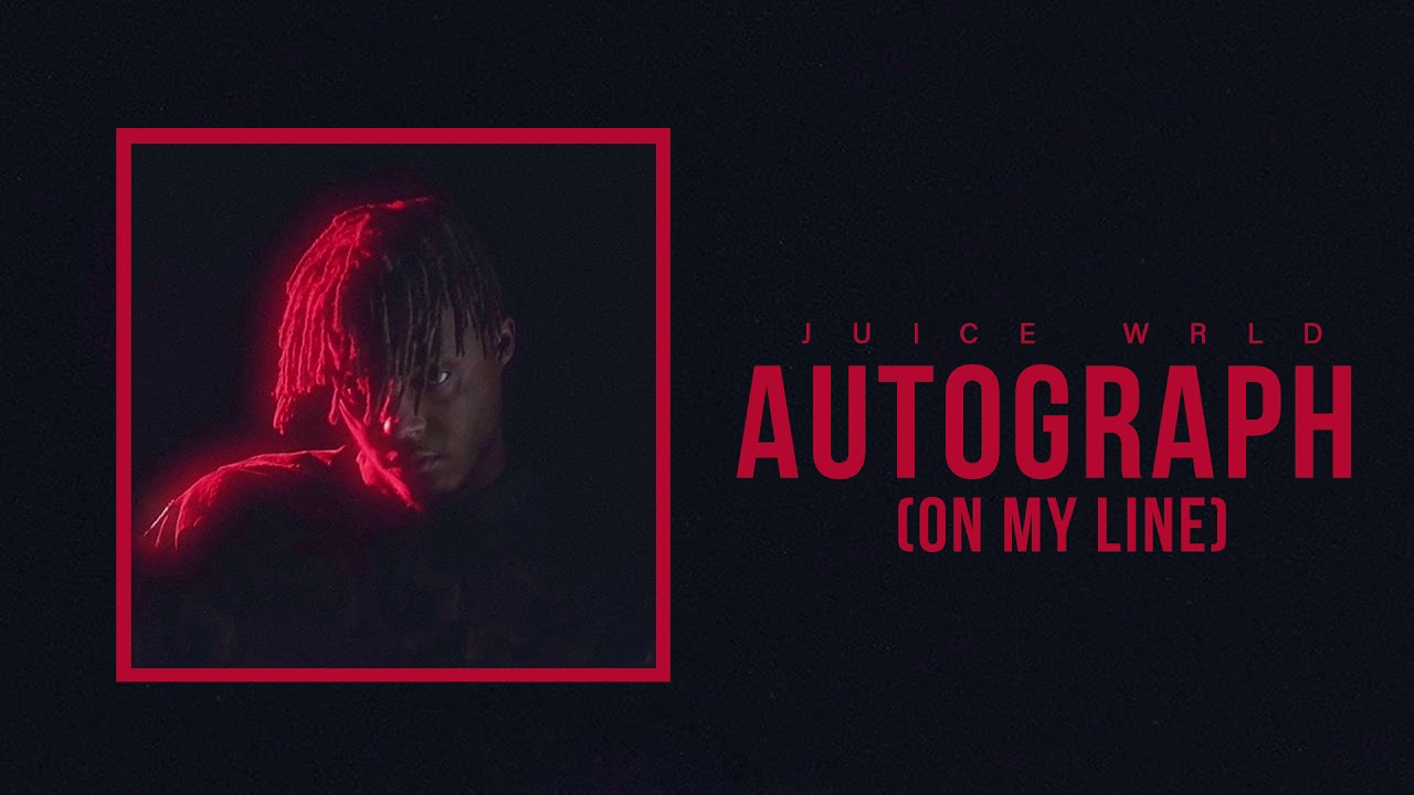 "Juice WRLD ""Autograph (On My Line)"" (Official Audio)"