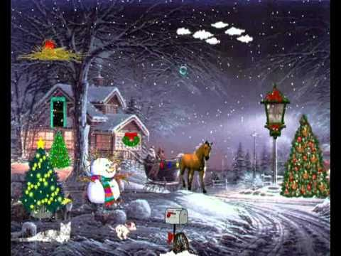 Animated Christmas Wallpaper Windows 7 Free Download 2007 12 Kerst Animatie Youtube