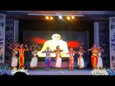 daivadasakam dance performance by dhanya & team