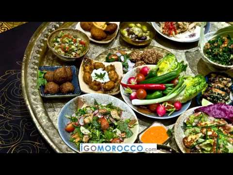 Morocco Street Food And Drink - Morocco Traditional Food