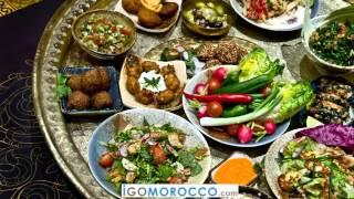 Morocco Street Food And Drink - Morocco Traditional Food