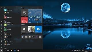 Погода на Windows 10.