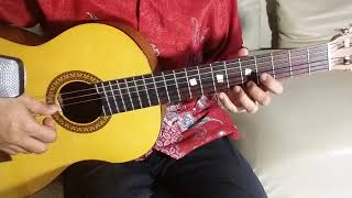 Indonesia Raya - WR Supratman (Lagu Kebangsaan Indonesia) | Tutorial Gitar Fingerstyle Cover