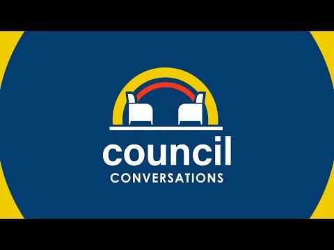 Council Conversations - Chris Judd - Water Resources Update video thumbnail