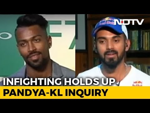 E-Mails Fly In Huge Cricket Panel Rift Over Hardik Pandya-KL Rahul Probe