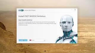 видео ESET NOD32 Antivirus