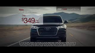 Audi Colorado Springs - Simply, the Best - October 2019