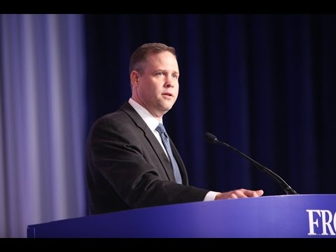 Rep. Jim Bridenstine - Values Voter Summit 2014