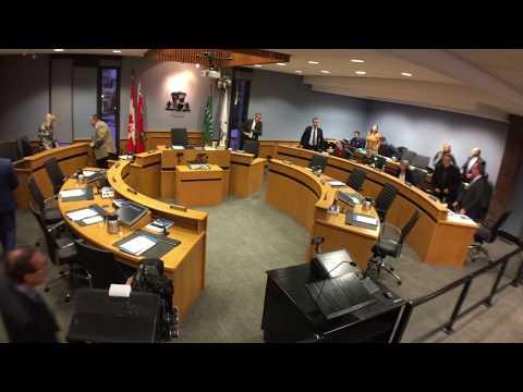 November 12, 2019 City Council Meeting