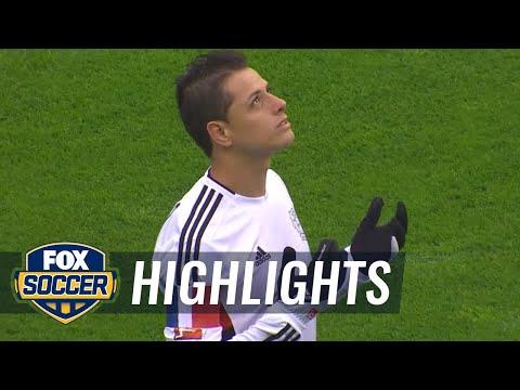 Eintracht Frankfurt vs. Bayer Leverkusen | 2015–16 Bundesliga Highlights