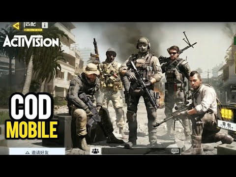 Cod Mobile New Trailer All Specialist Characters Youtube