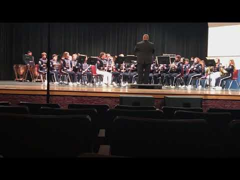 Hardin Jefferson High School Band 2/3