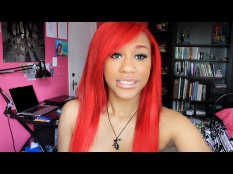 All About My Red Hair! FAQ